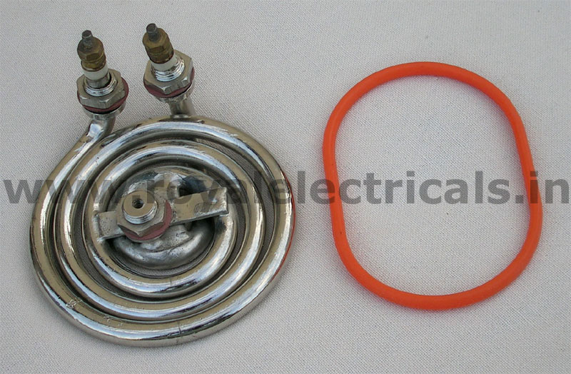 Spiral Heater with O Ring