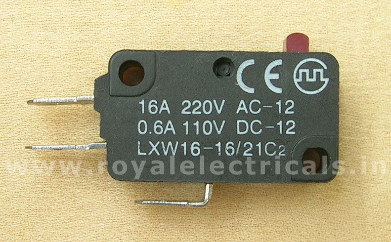 Microswitch for Lelit Iron