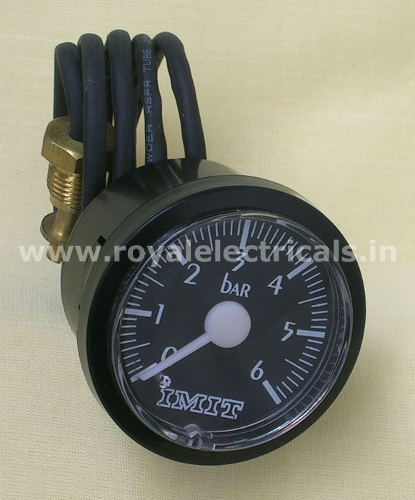 Pressure Guage for Portable Boiler