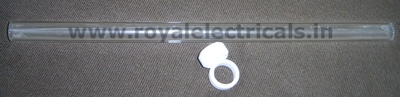 Water Level Glass Tube with Washers